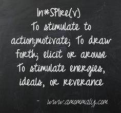 Inspire  http://www.amommaly.com/