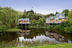 Lakehouse lovers... Paradise Gardens | Apollo Bay, VIC | Accommodation