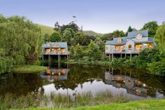 Lakehouse lovers... Paradise Gardens | Apollo Bay, VIC | Accommodation