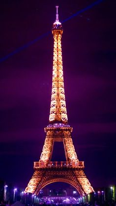 Eiffel Tower Paris France.I want to go see this place one day. Please check out my website Thanks.  www.photopix.co.nz