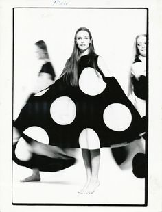 Largest polka dots. Would you wear this dress?