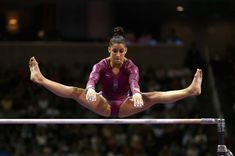 Aly Raisman - 2012 U.S. Olympic Gymnastics Team Trials - Day 2