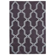 Inform your interior style with texture and comfort in the Mediterranean-inspired Haven Smoke Modern Rug from Rug Culture.