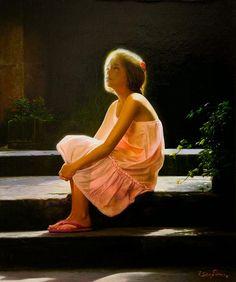 الفنان الاسباني..Fernando saenz pedrosa..مواليد 1947...........1