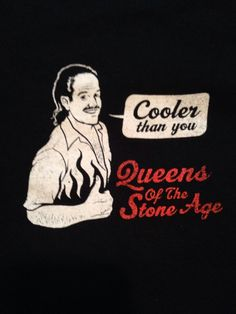 Queens of The Stone Age 2013 Local Crew Shirt L System of A Down NIN Mastodon | eBay