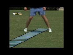 Get your Quick Ladder, Quick Ladder Pro, or Elevation Ladder at http://shop.sklz.com/performance/agility/icat/prfm-agility Speed, agility and quickness are t...