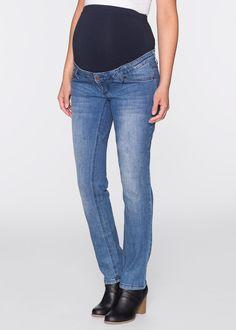 Jetzt anschauen: Die figurbetonte Jeans mit geradem Bein macht eine schöne…