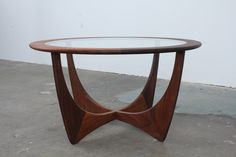 Mid Century Danish Modern Coffee table by Ib Kofod Larsen for G-Plan image 4