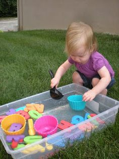 Play Through the Day - Great blog with toddler activities by a KC early childhood educator!