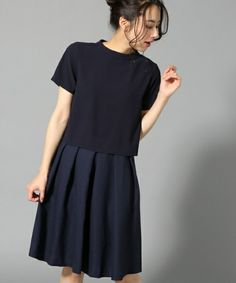 2WAYセットアップフィット&フレアワンピース/713652(ドレス)|BLISS POINT(ブリスポイント)のファッション通販 - ZOZOTOWN