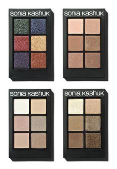 Sonia Kashuk eye shadow palettes for Target!