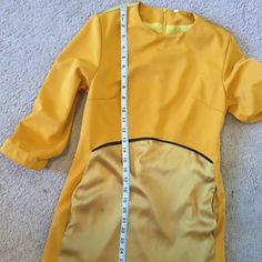 Dress worn few times S Knee dress S office dress Dresses Mini