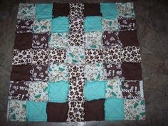 Donation # 3 April 26, 2013 One of the blankets that was donated to the Mason City, IA NICU. :) You can check us out on Facebook under https://www.facebook.com/pages/For-the-Love-of-Grace/106471102858690