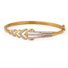 Gold- Bracelet/Kada