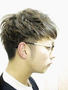 REISE【ライゼ】 大人ツーブロックショート