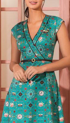 Moda Vestidos Cortos Elegantes Ideas For 2019 Lovely Dresses, Beautiful Outfits, Vintage Dresses, Winter Fashion Outfits, Fashion Dresses, Stylish Outfits, Casual Dresses, Summer Dresses, Hijab Casual