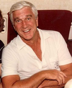 leslie nielsen- pretty sure this is my soul mate