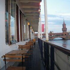 Floating Lounge. Berlin
