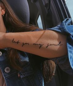 Outstanding Tattoo Ideas in 2019 – Beauty Life Tips Dream Tattoos, Girly Tattoos, Little Tattoos, Word Tattoos, Mini Tattoos, Future Tattoos, Body Art Tattoos, Small Tattoos, Tatoos