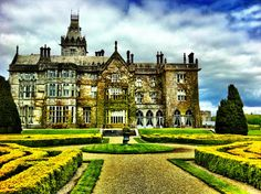 Adare Castle in Ireland