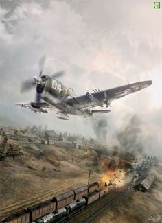 Brazilian Thunderbolt in action, most likely over Italy Ww2 Aircraft, Fighter Aircraft, Military Aircraft, Fighter Jets, War Thunder, Aircraft Painting, Airplane Art, Ww2 Planes, Nose Art