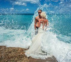 Antigua Wedding & Trash The Dress Photographer