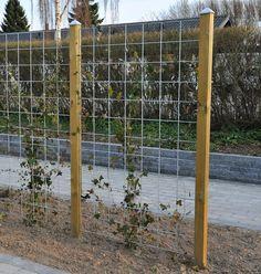 Rionet 75x180/15x15cm Ø5 - Find det perfekte rionet til din have her!