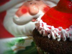 Ricetta Cupcakes babbo natale da Liz Tortine - Petitchef