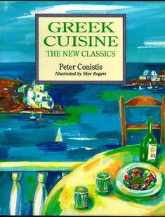 George Conistis Greek Recipes