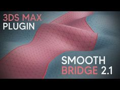 Smooth Bridge 2.1 is a script for 3ds Max that comes as a modifier that allows you to smoothly bridge two open Edge Loops. 3ds Max, Scripts, It Works, Bridge, Smooth, Bridge Pattern, Bridges, Nailed It, Attic