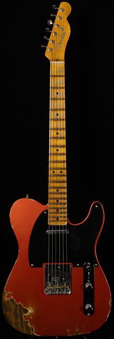 Dealer Select Wildwood 10 1951 Nocaster Heavy Relic | 1951 Nocaster, New Arrivals | Wildwood Guitars