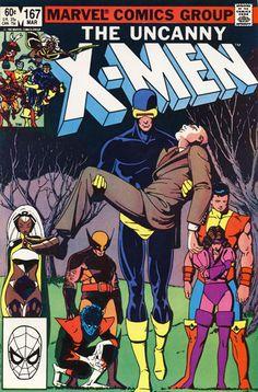 The Uncanny X-Men #167