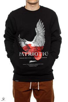 Bluza Patriotic Eagle
