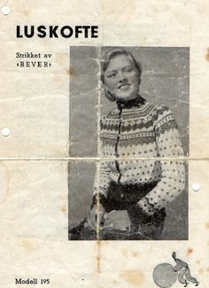 Norwegian Knitting, What Next, Norway, Knitting Patterns, Quilts, Sweaters, Threading, Knit Patterns, Comforters