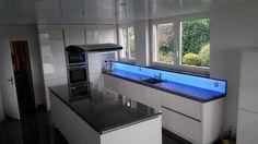 14 besten Küchenrückwand LED Bilder auf Pinterest | Kitchen ...