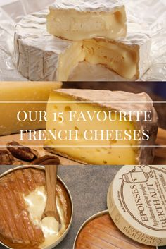 From Camembert to Roquefort - our 15 favourite French cheeses French Cheese, French Food, Camembert Cheese, Dishes, Recipes, Cheese Plant, Kitchens, Eat, Tablewares