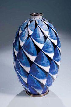 Vase, Andrée Fauré (Entwurf), Atelier d´Art Fauré Limoges, Limoges 1925 -33