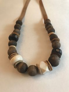 A personal favorite from my Etsy shop https://www.etsy.com/listing/485060592/refined-rustic-tribal-african-bone-beads
