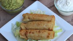 How To Make Ground Beef Taquitos - Cooked Two Ways Fried & Baked With Guacamole By Rockin Robin -- Watch Rockin Robin create this delicious recipe at http://myrecipepicks.com/2189/RockinRobin/how-to-make-ground-beef-taquitos-cooked-two-ways-fried-baked-with-guacamole-by-rockin-robin/