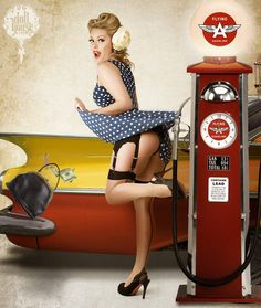 This is UK model Heather Valentine in new shot by Chrissy Sparks of Doll House Photography | check out the Doll House Facebook page and go to http://www.thepinupfiles.com/sparks.html