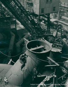 Herbert List Glanzlichter Historie Unternehmen ThyssenKrupp Steel Europe