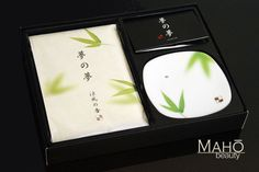"GORGEOUS GIFT SET OF NATURAL JAPANESE TEMPLE INCENSE STICKS AND ADORABLE INCENSE STAND: ""DREAM OF DREAMS"" http://www.mahobeauty.com/index.php?route=product/product&path=24_60&product_id=151"