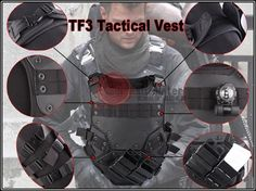 TMC Cosplay TF3 Vest transformer 3 black vest airsoft painball molle combat gear TMC1835-in Hunting Vests from Sports & Entertainment on Aliexpress.com | Alibaba Group