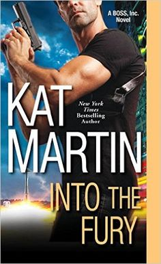 """Into the Fury (BOSS, Inc.): Kat Martin:P.I. Ethan Brodie works for Boss, Inc. The company is run by his cousin Nick, whom we met in the """"Against"""" series. Ethan and Dirk are hired to protect models in a lingerie company where Ethan meets Valentine and Dirk meets Megan. The models are hands off, but things sizzle between Ethan and Val. Can he keep her safe? A new series, Into the Fury, (Boss Inc.) has it all. Romance, intrigue, suspense, murder. 4.5 Stars"""