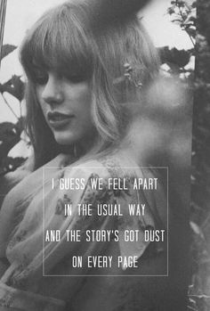 holy ground // taylor swift