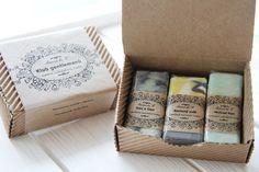 'Klub gentlemanů'- sada pánských mýdel / Zboží prodejce Savon de V Bath Products, Handmade Soaps, Bath Salts, Bath Bombs, Artisan, Store, Gifts, Soap, Bath Scrub