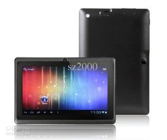 Wholesale Q88 Tablet - Buy Cheap 7inch Android 4.2 Q88 Allwinner A13 Tablet Pc Capacitive Screen 512MB 4GB WIFI Camera Tablets, $43.46 | DHgate