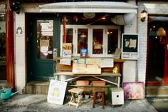loved this cafe in Samcheong-dong. must dig out foto I have of it with Sehee. #korea #seoul