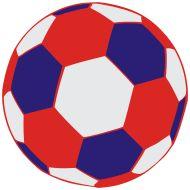 Motiv ~ Fussball Frankreich Fußball