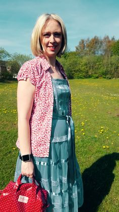 What I Wore : Creative Mondays Blog Hop...